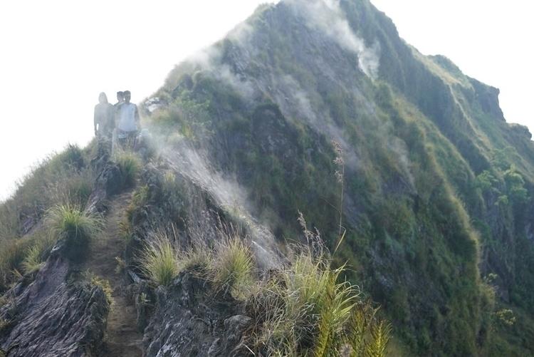 BTS shooting Mount Batur Workin - theinfinitywar | ello