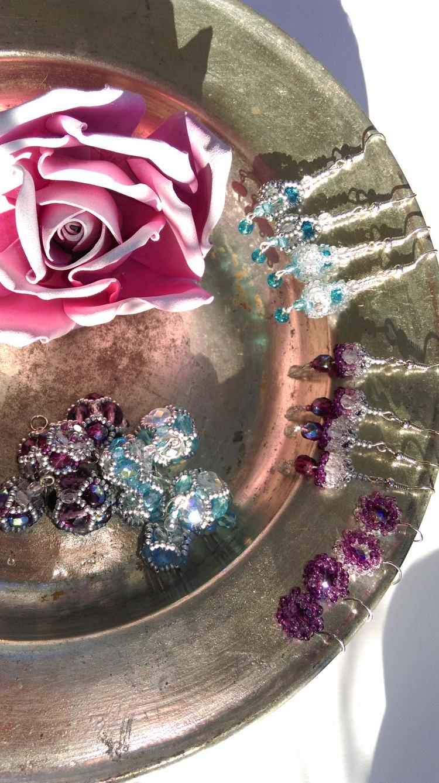 bowl :) Large smal - bling, sparklers. - haleh_creates | ello