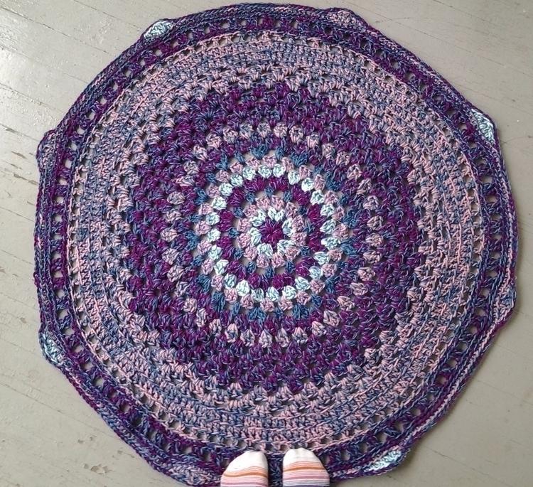 SOLD...Handmade Crochet Boho Ma - maryherrigfiberarts | ello