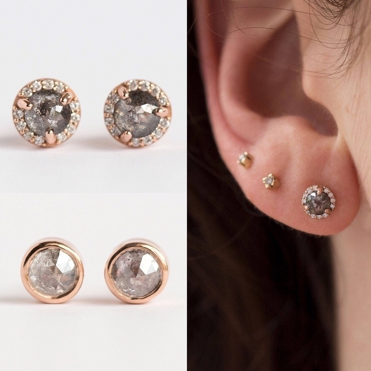 {Sweet Studs Listed} check swee - anuevajewelry | ello