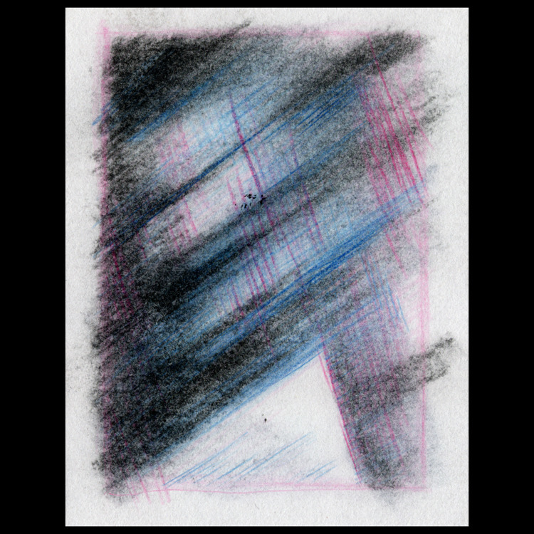Wall storm - sketch, abstract, landscape - ckrabbe   ello