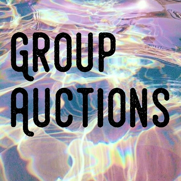 Group auctions Instagram page F - simplyangelic | ello