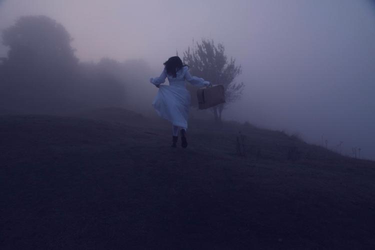 "Departure"" — Art Director/Conce - darkbeautymag   ello"