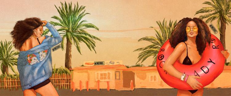 Julia Rodrigues • Mundobrel - illustration - mundobrel | ello