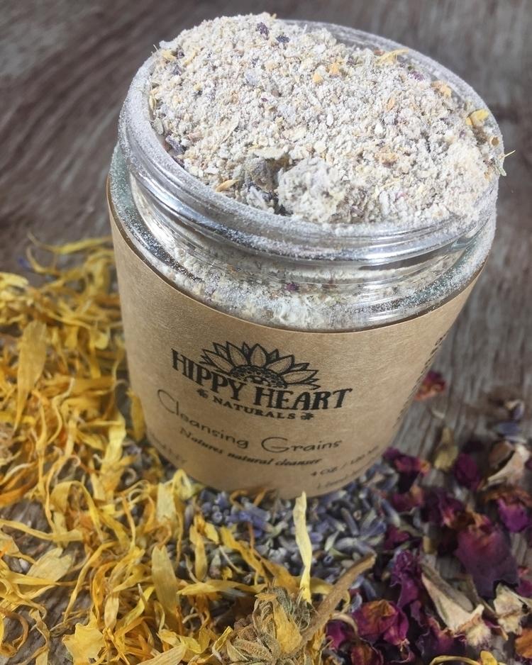 Cleansing Grains:sparkles::leav - hippyheartnaturals | ello