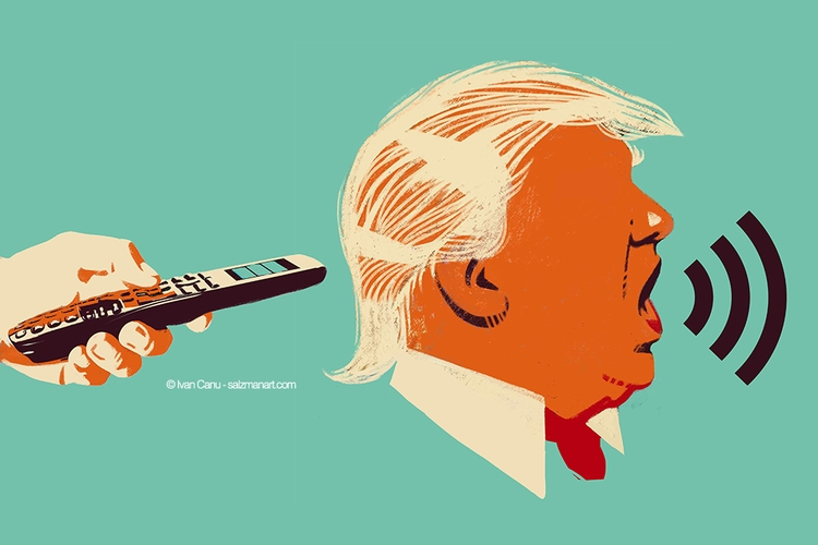 Remote control (Trump series fr - canuivan | ello