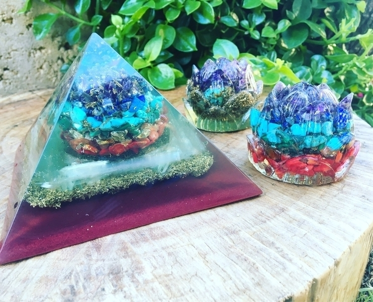 regular orgonite creations - kyliebeveridge | ello
