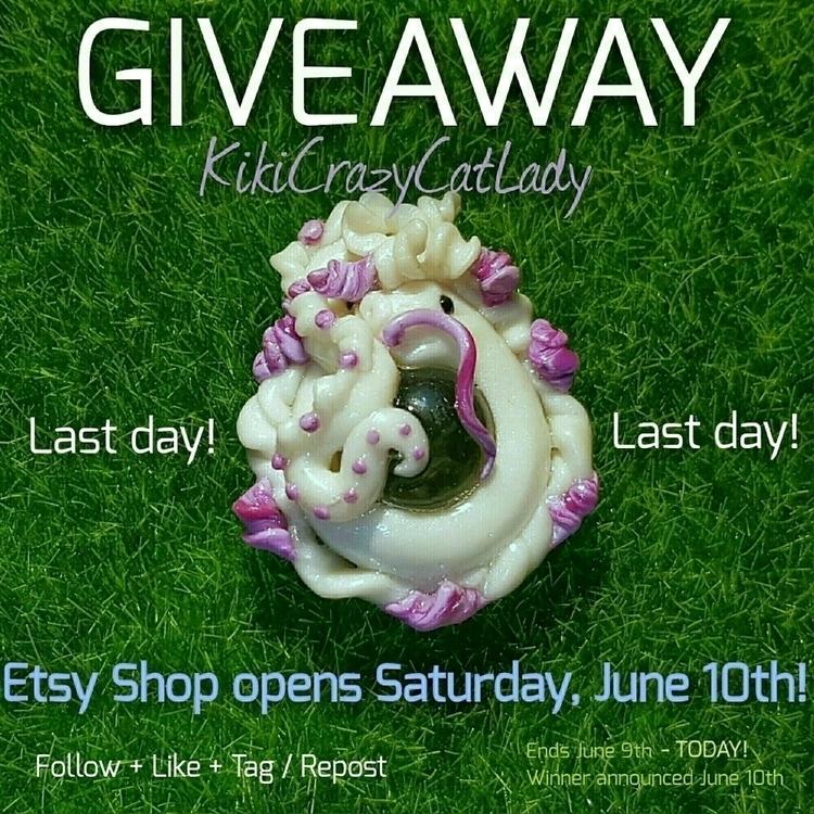 opening Etsy shop tomorrow! cel - kikicrazycatlady | ello