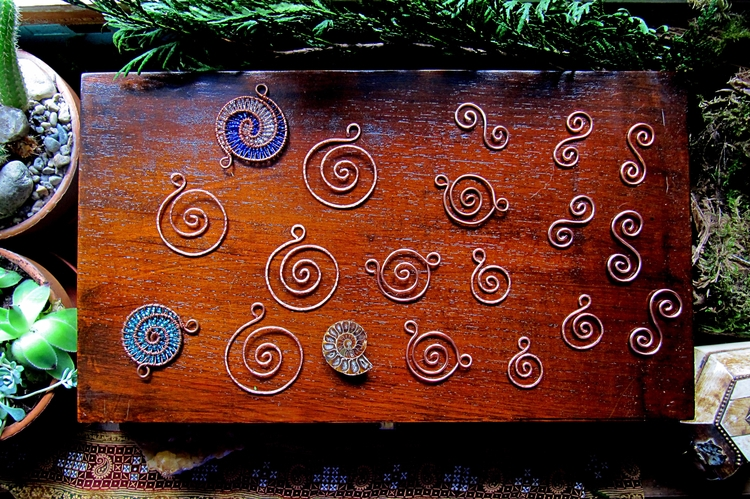 Mmmmm love fresh copper morning - wildmoonchilddesigns | ello
