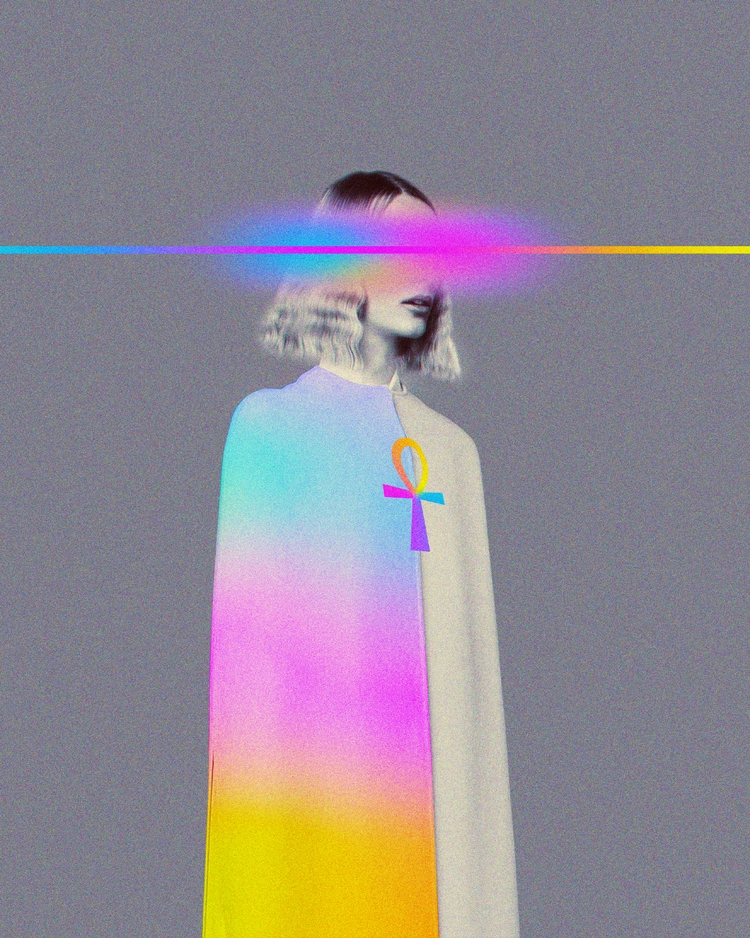 • Karil Instagram Prints - Abstract - dorianlegret | ello