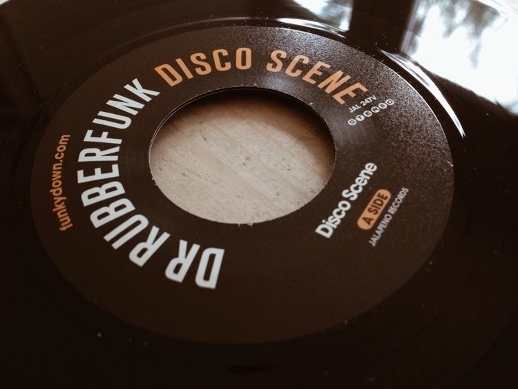 record today! Strictly speaking - drrubberfunk | ello