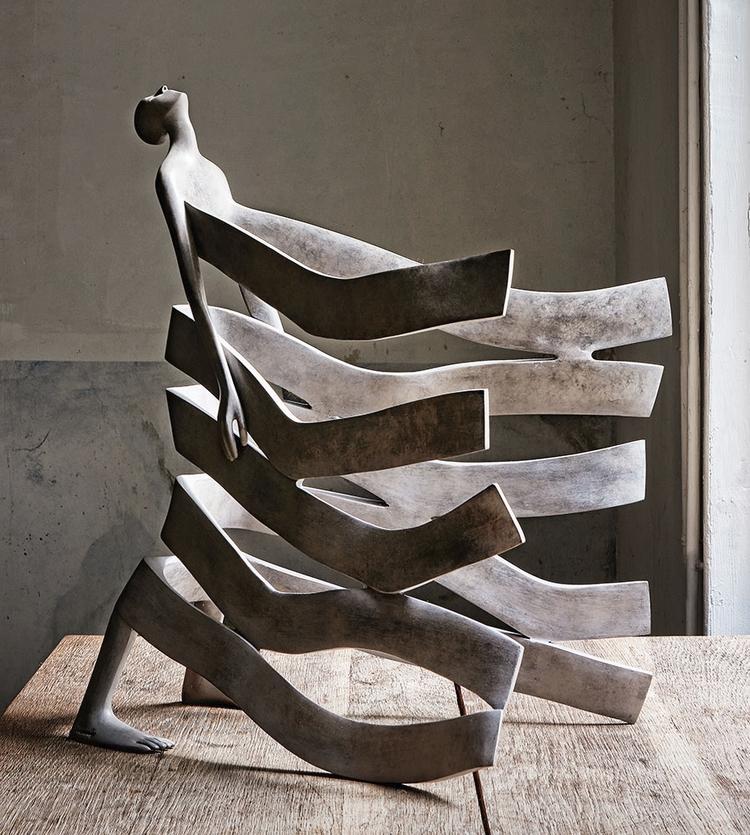 Spanish sculptor Isabel Miramon - decorkiki | ello
