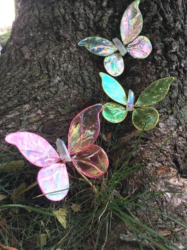 Work progress! 🦋:deciduous_tree - faerieblessings | ello