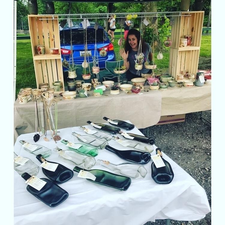 Markets!!! Pittsburgh stop shop - muddynature_pottery | ello