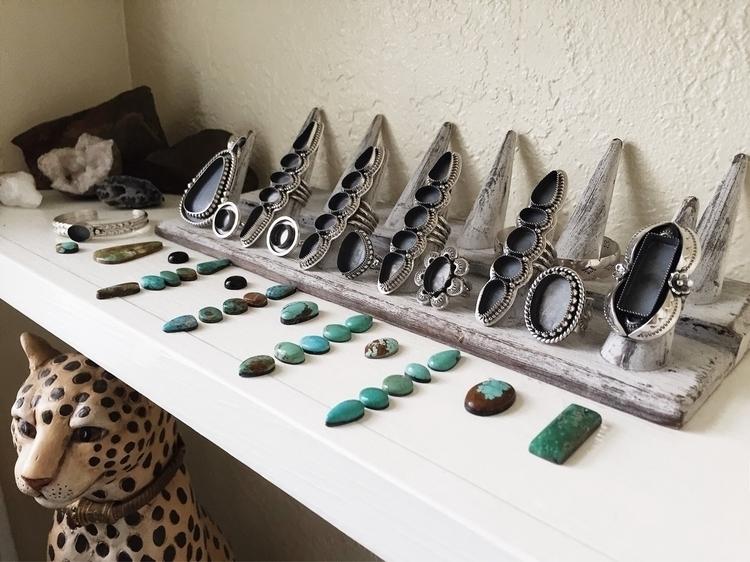 guys!! time set stones! :stuck - thundermoonjewelry | ello