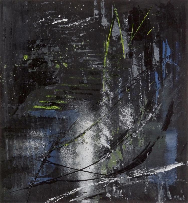 Notturno. (2017) inspired piano - amarek   ello