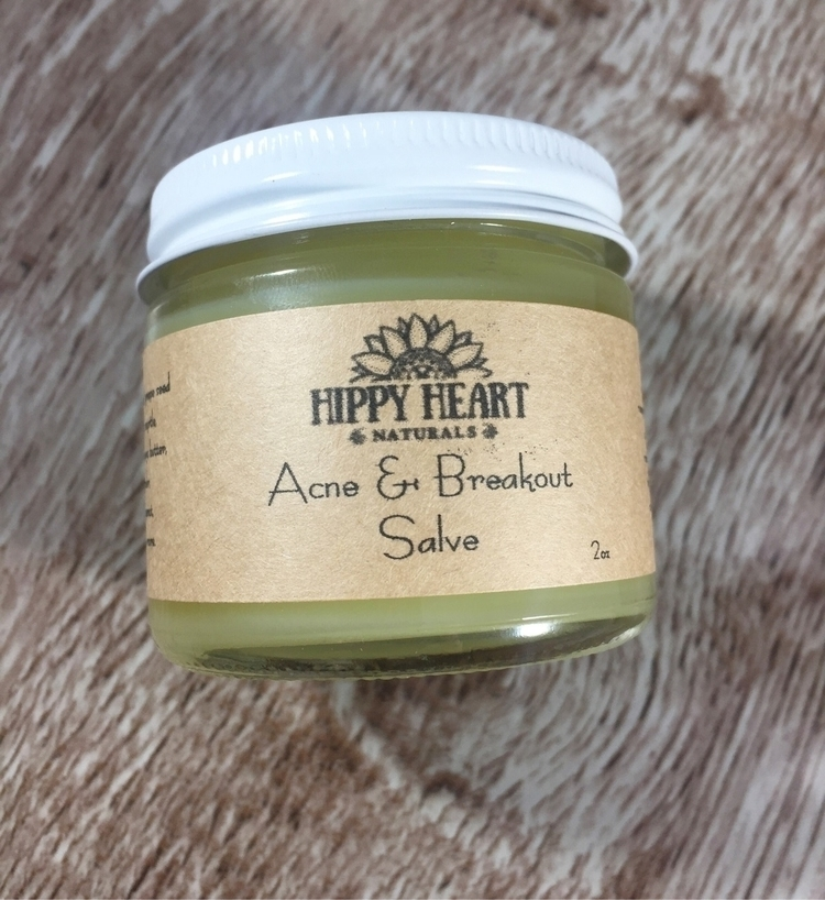 Acne Breakout salve:leaves::spa - hippyheartnaturals | ello