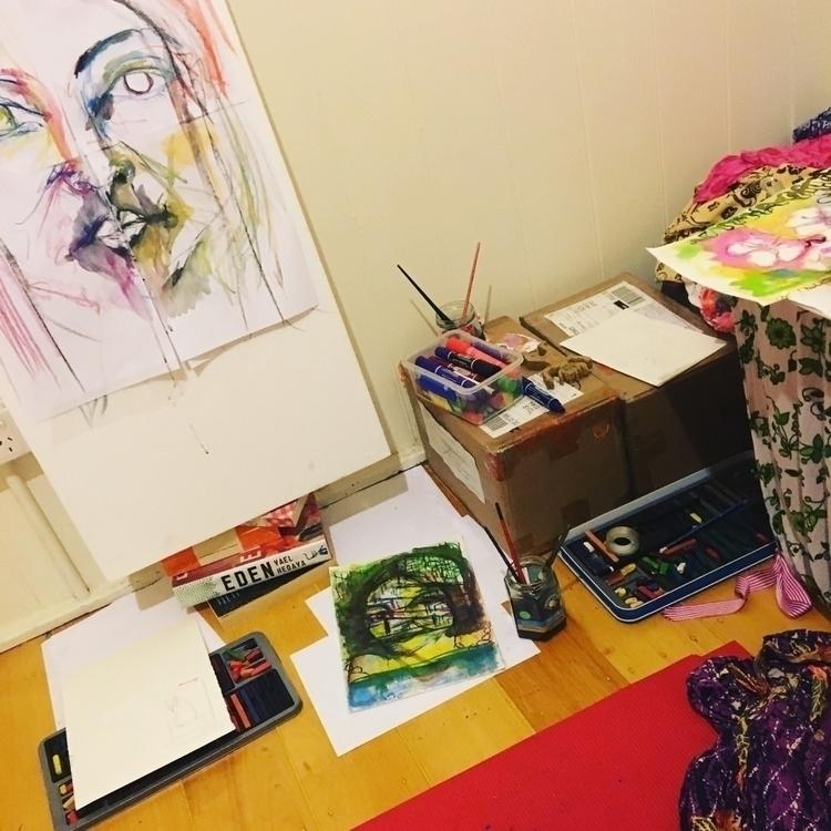 corner - artist, brain, art, authority - arnabaartz | ello