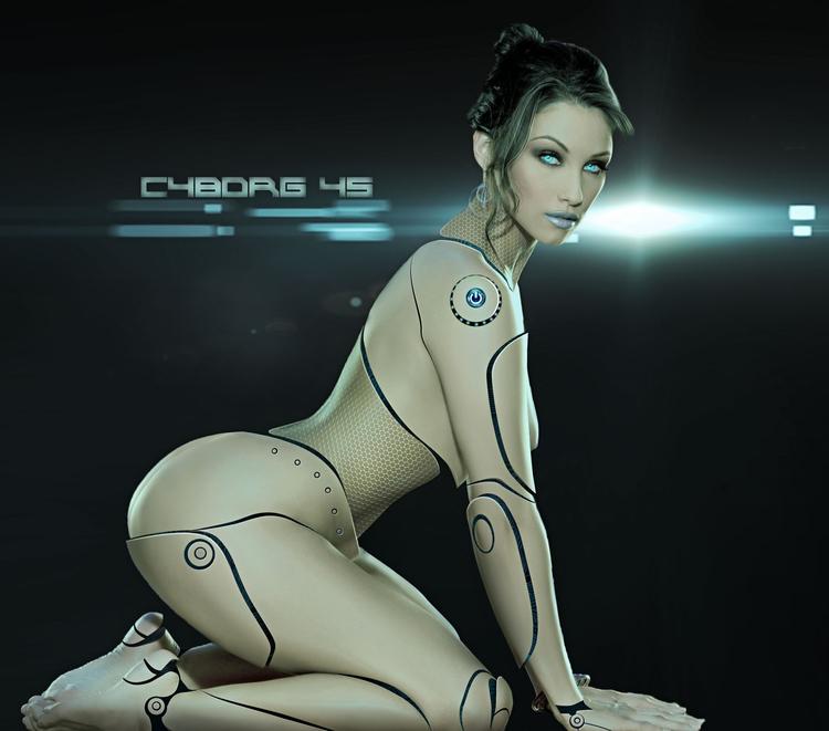 cyborg, robot, android, scifi - ukimalefu | ello