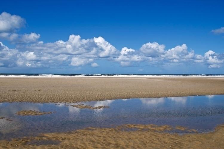 zen  - clouds, beach, skyporn, sunnyday - rwhfink | ello