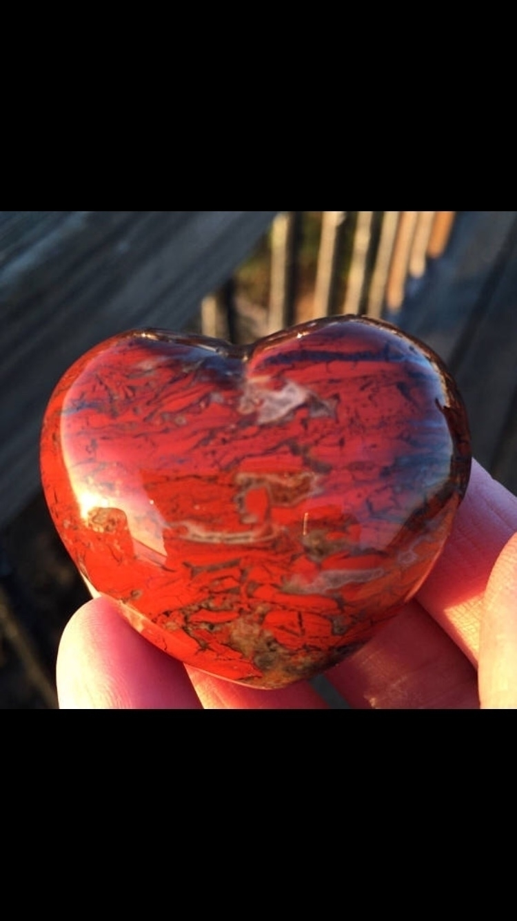 Jasper Love! minerals#fossils#s - sacredseacrystals | ello