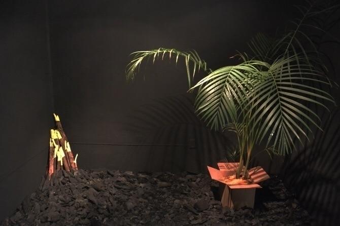 Dark Bodies, 2016 - installation - sebastianvdp | ello