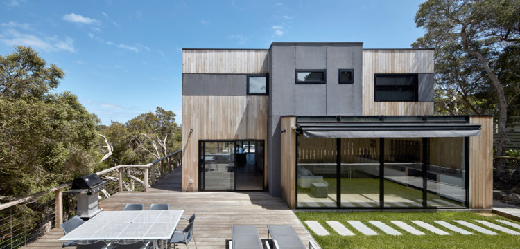 Beach House / DX Architects - architecure - red_wolf | ello