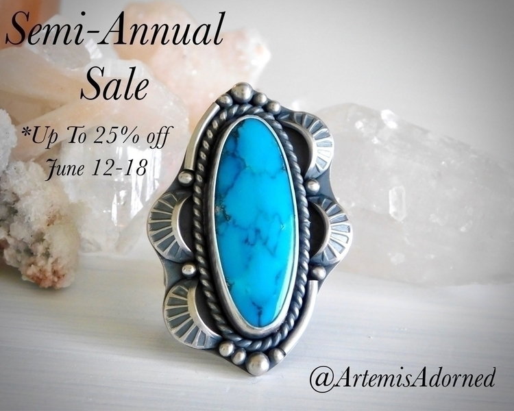 Sale live shop! 20% coupon code - artemisadorned | ello