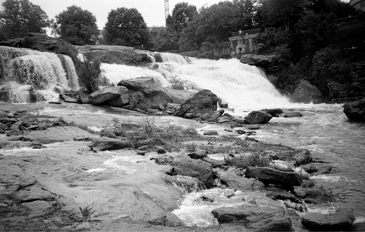 shooting Reedy River Falls Park - flaneurity | ello