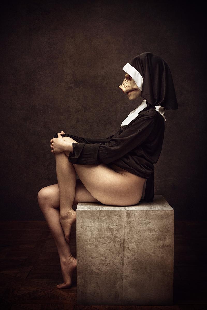 """Lust"" — Photographer/Concept/S - darkbeautymag | ello"