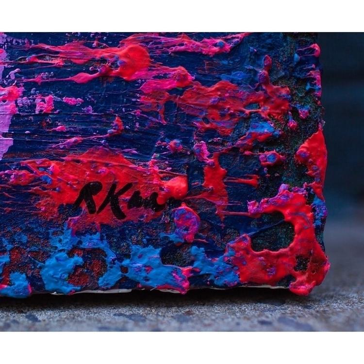 Rebeccakane, texture, color, art - rkane | ello