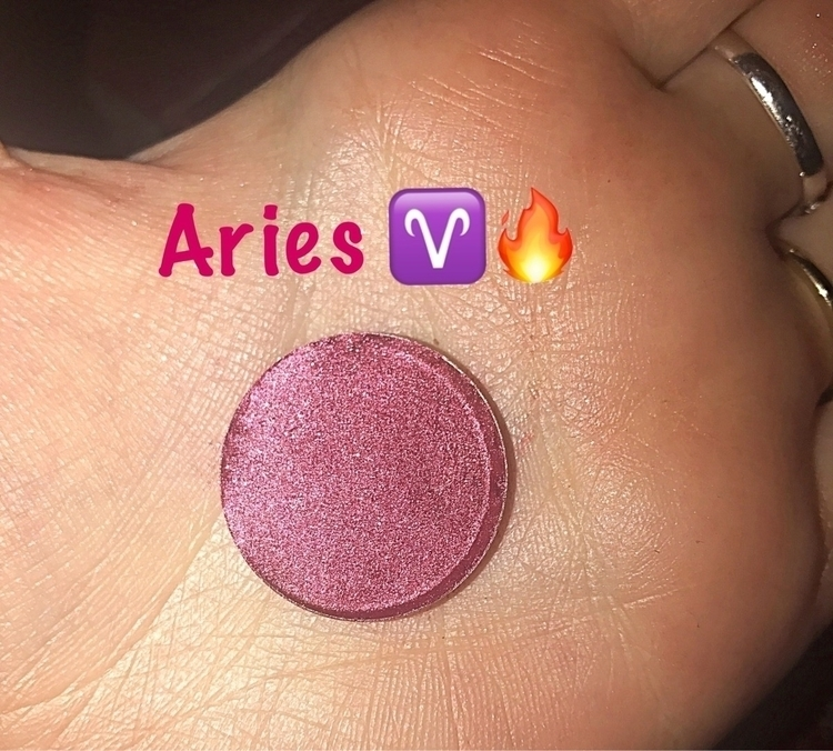 Aries Eyeshadow! shade left! me - elixirsoflight | ello