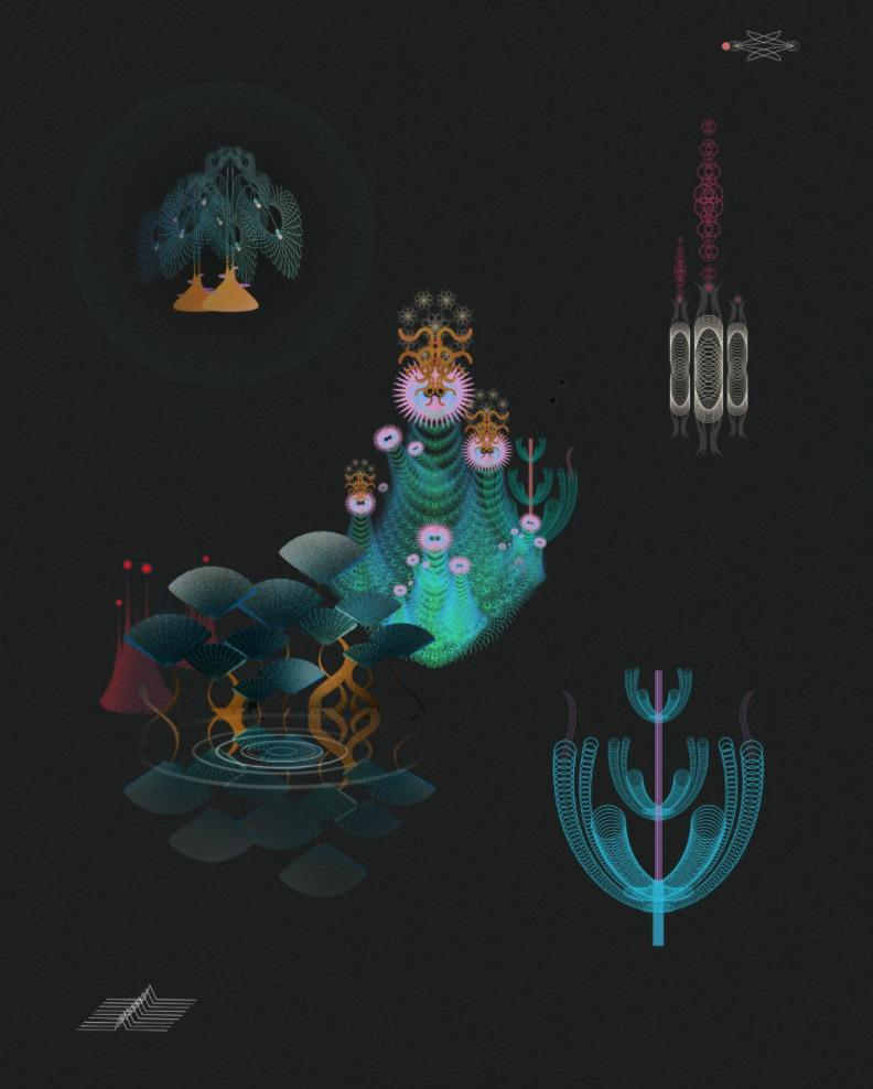 Imaginary Biology - illustration - esdanielbarreto | ello