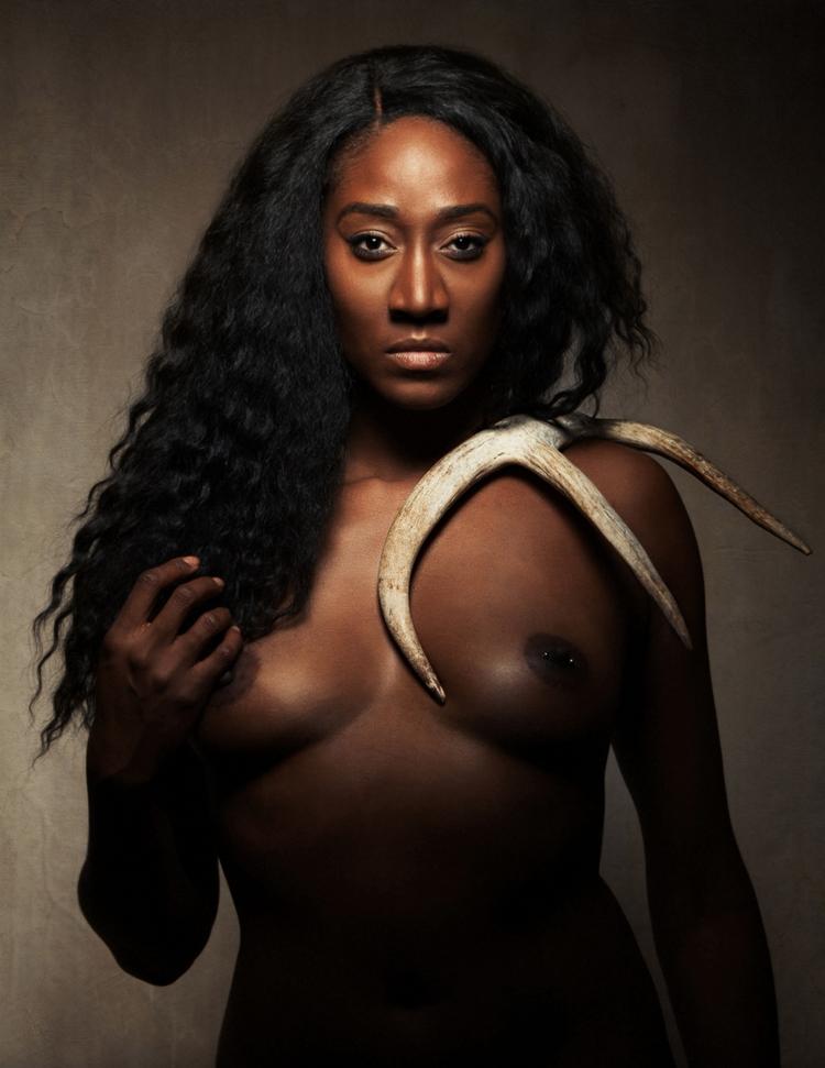 Photographer:James Pitarresi M - darkbeautymag | ello