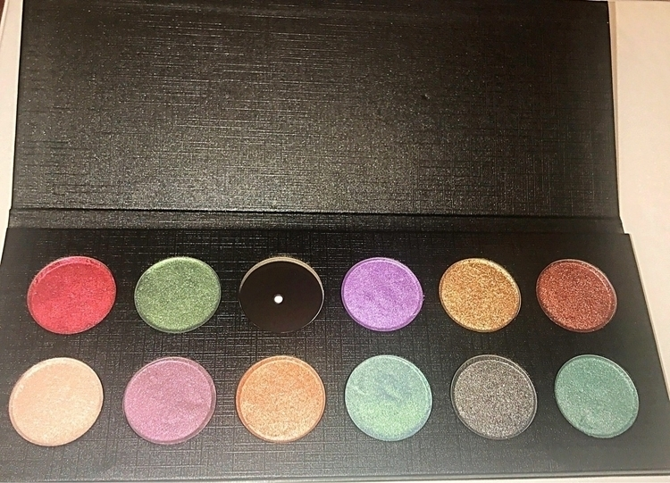 color left! Zodiac Eyeshadow Pa - elixirsoflight | ello