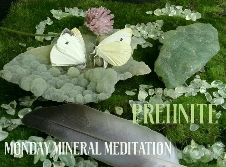 Prehnite? bedside table ability - sacredservicereiki | ello