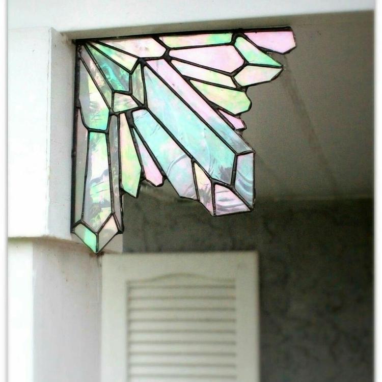 Aura Quartz Crystal Cluster Cor - thesweetkarmabar | ello