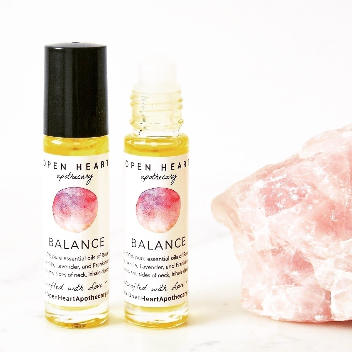BALANCE // essential oils orang - openheartapothecary | ello