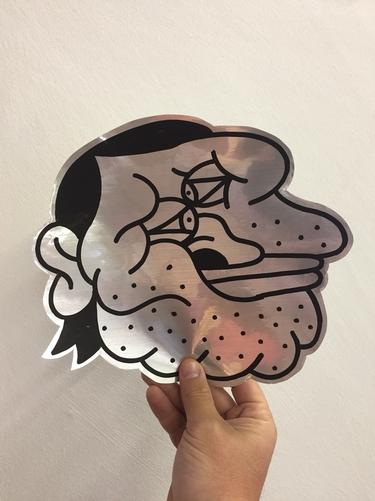 sticker, illustration, design - benefabio | ello