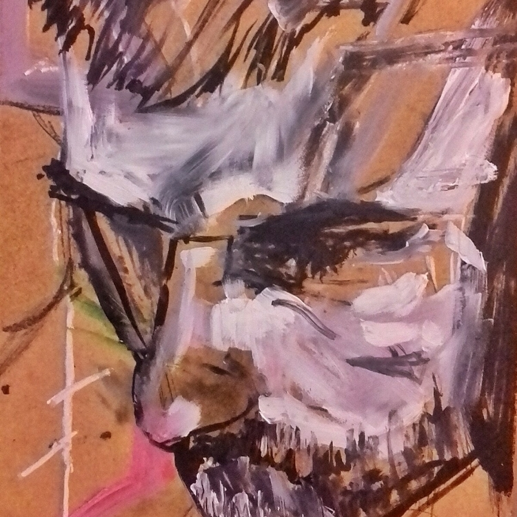 portrait sketch - cathalpaint, painting - cathal_lindsay_art | ello