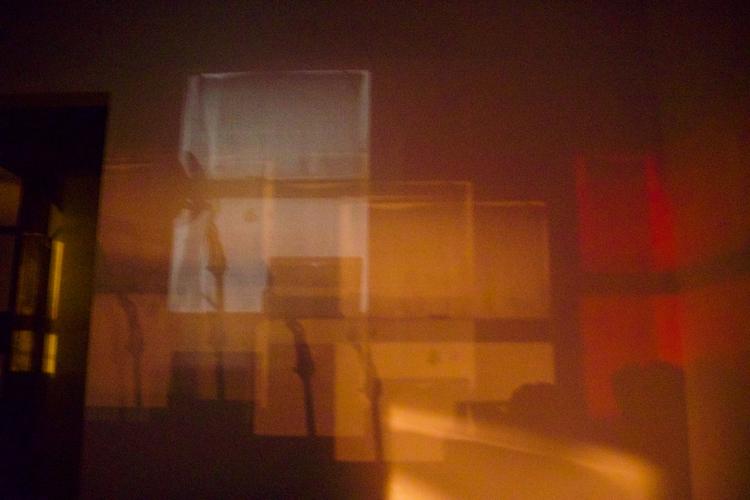 blank wall night - citylights, photography - misraephotography | ello