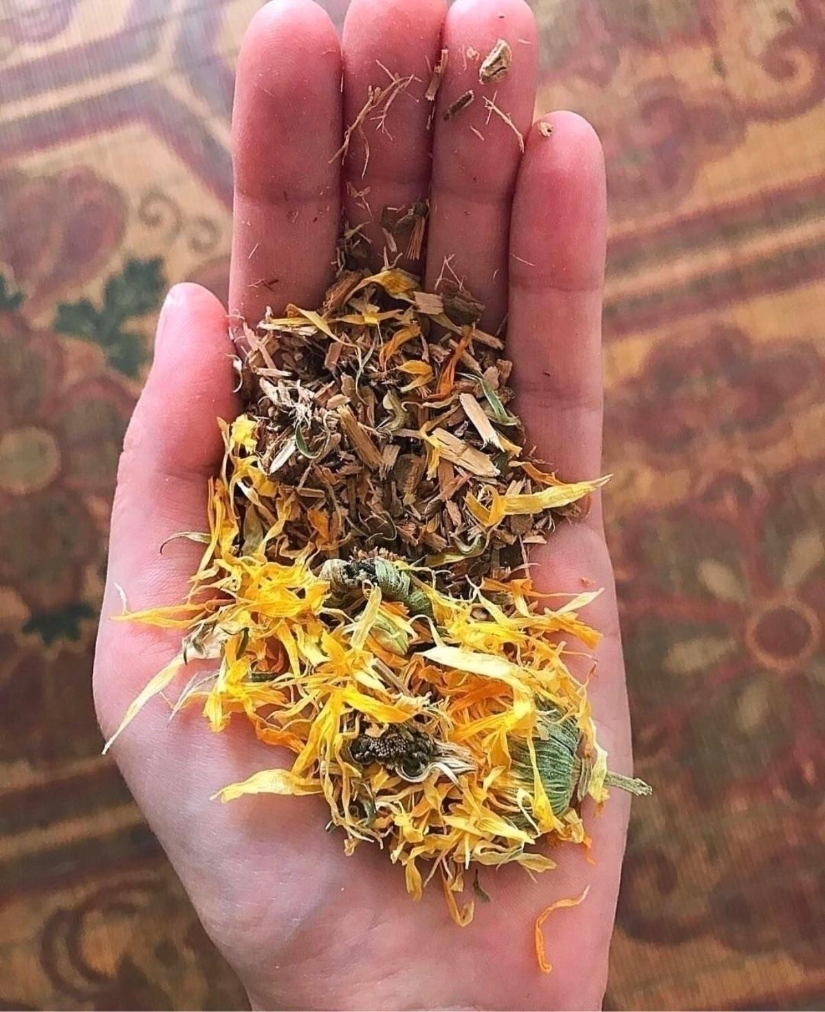 Willow bark calendula high astr - dreamersapothecary | ello