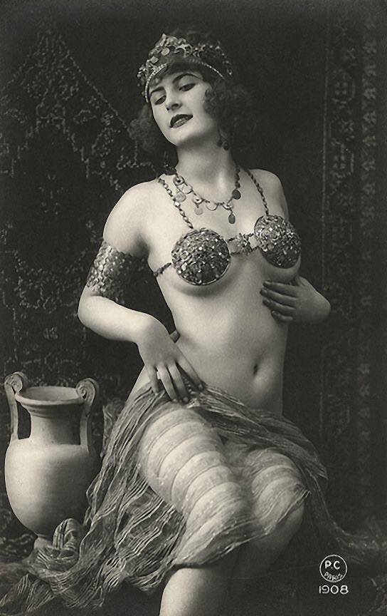 vintage, fashion, erotic - victorianchap | ello