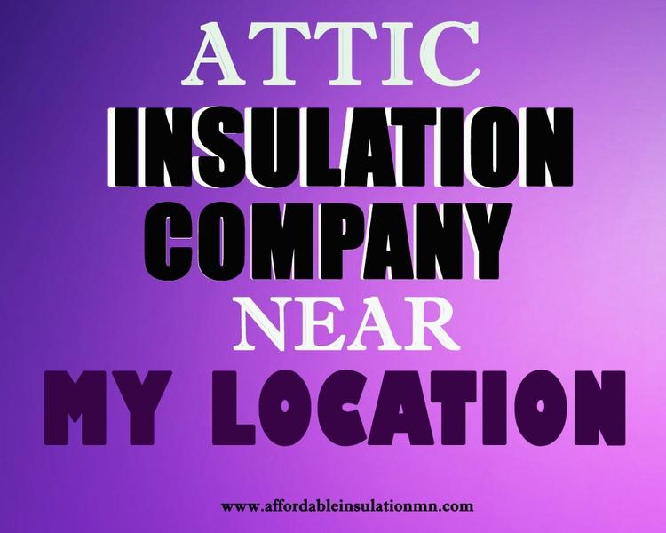 Attic Insulation company Locati - insulationcompanymn | ello