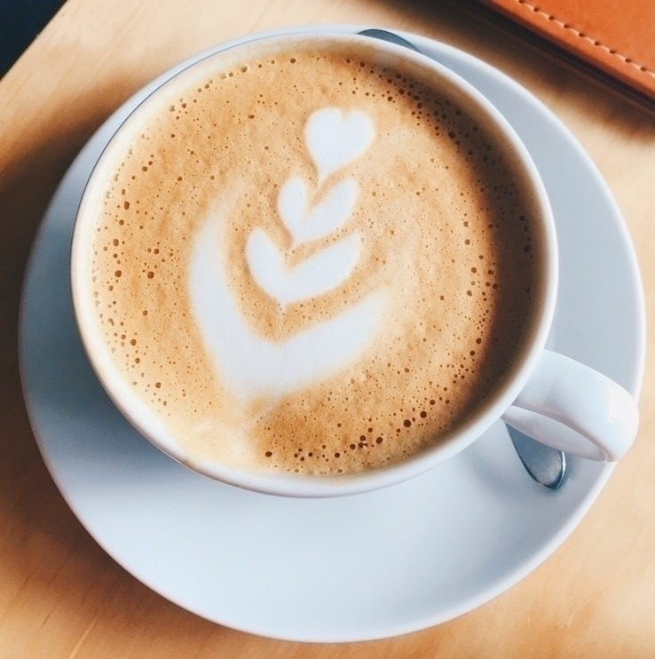 photography, coffee, cappuccino - hayleyscomet | ello