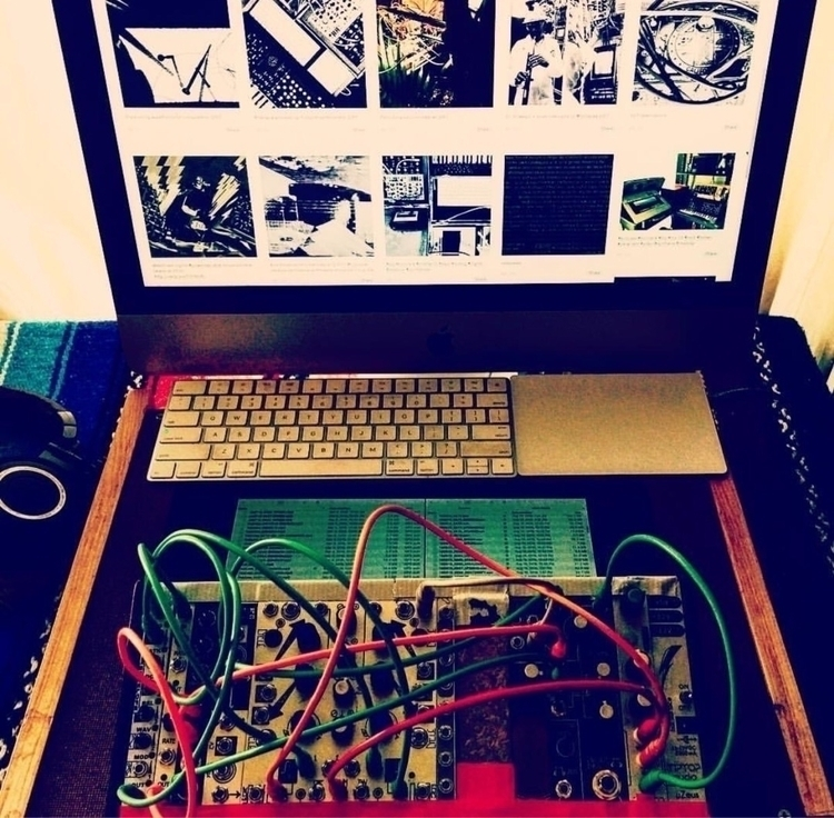 eurorack, modular, synthesizer - missionformation | ello