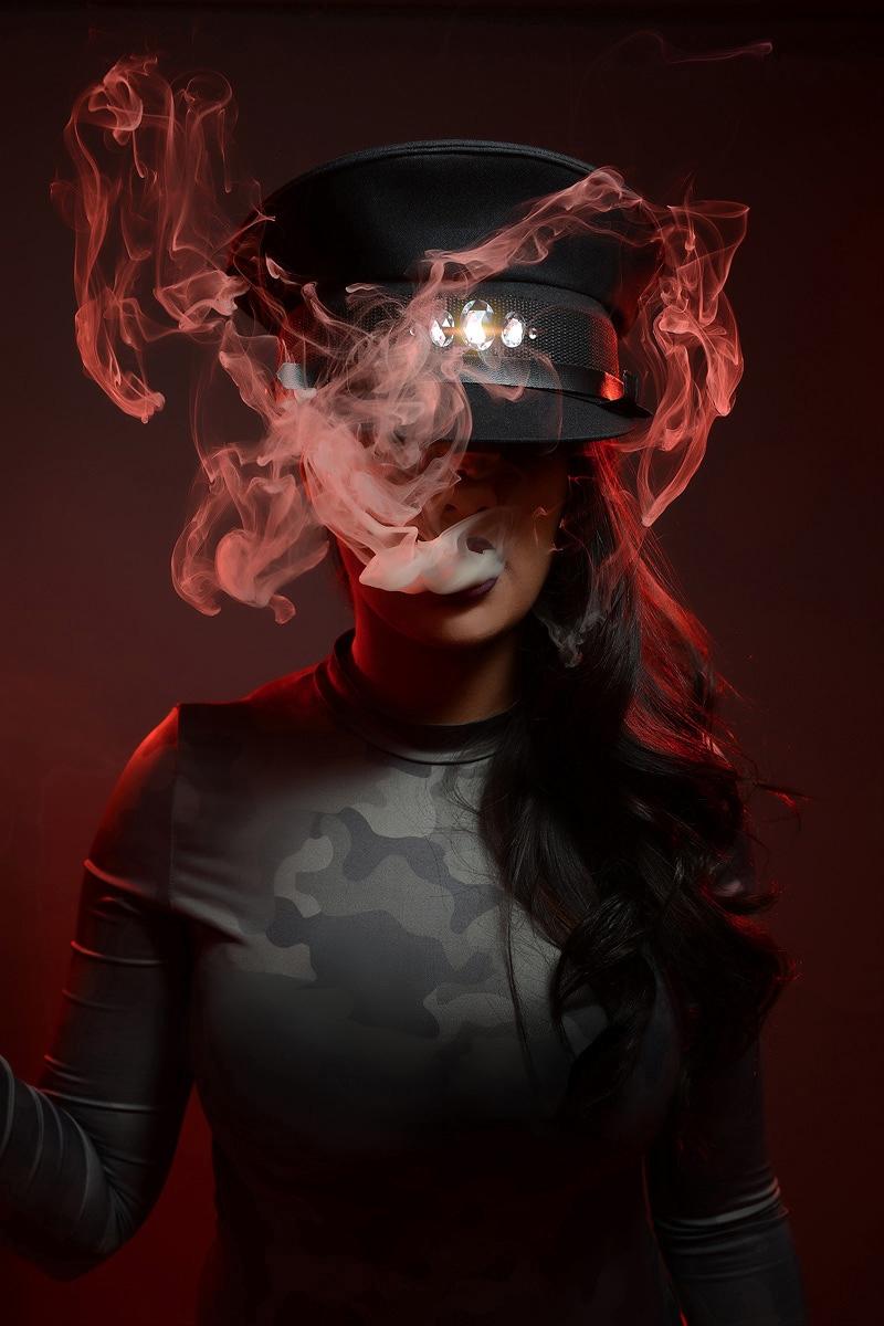 """Captain Smoke"" — Photographer - darkbeautymag | ello"
