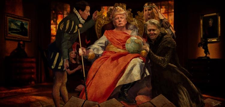 Madness King Donald Songs Mad - trump - valosalo | ello