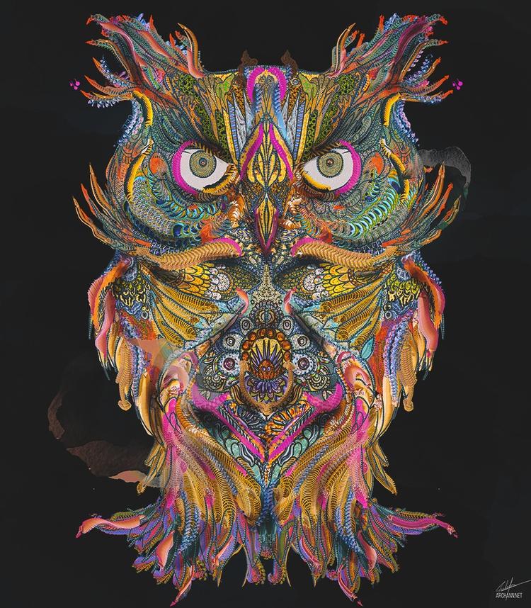 Ignite - art, illustration, digitalart - archannair | ello