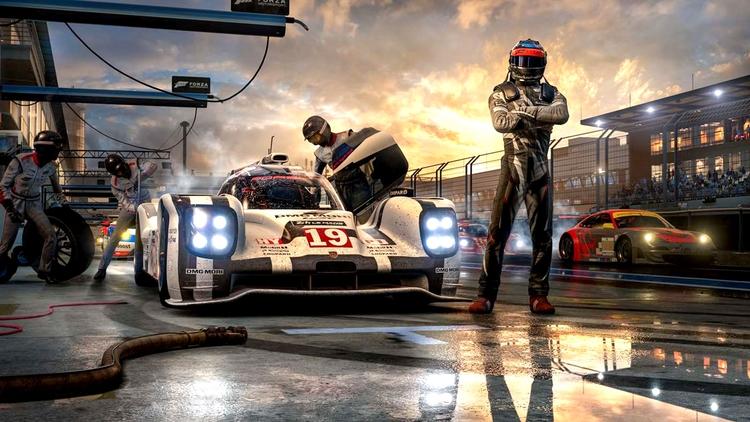 E3 2017: Forza Motorsport 7 pre - bradstephenson | ello